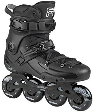 SEBA FR1 80 Black 2016 17, Freeride Inline Skates, Roller Blades