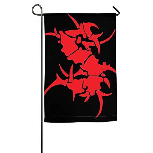 Sepultura Logo3 Home Flag Garden Flag Demonstrations Flag Family Party Flag Match Flag -