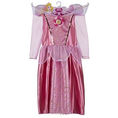 Disney Princess Sparkle Dress - Sleeping Beauty 4-6X