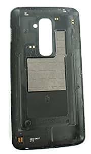 Tapa trasera para Lg Optimus G2 D801 D802, color negro