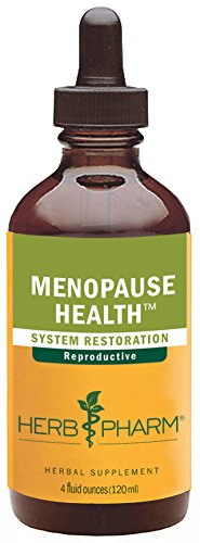 Herb Pharm Menopause Health Herbal Formula for Physical and Emotional Support - 4 Ounce Liquid Menopause Formula