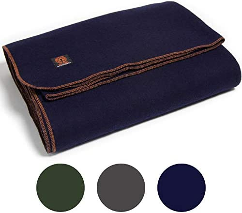 Arcturus Heavy Military Wool Blanket product image