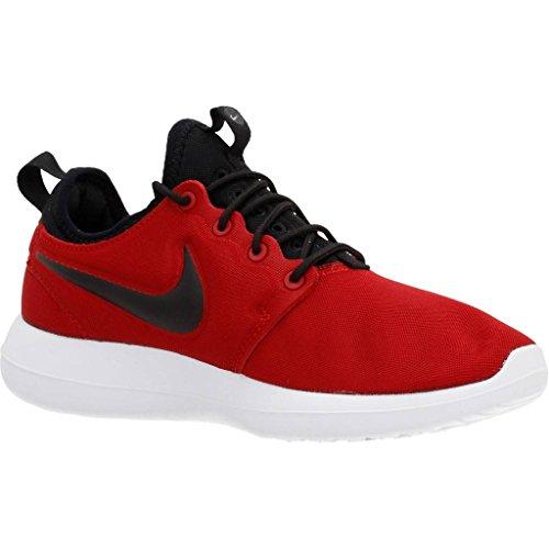 Calzado deportivo para mujer, color Rojo , marca NIKE, modelo Calzado Deportivo Para Mujer NIKE ROSHE TWO Rojo