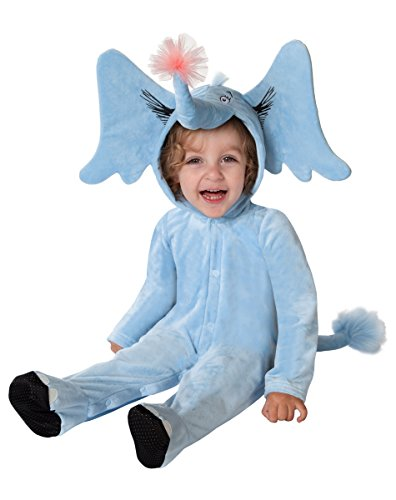 Who Costumes Dr Seuss (Spirit Halloween Baby Horton Hears a Who Costume - Dr. Seuss)