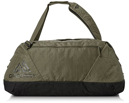 Gregory Mountain Products Stash Duffel Bag | Travel, Expedition, Storage | Durable Construction, Padded Shoulder Straps, Full Length Zipper for Easy Packing by Gregory