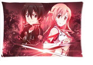 Sword-art-online Pillowcases Custom 20