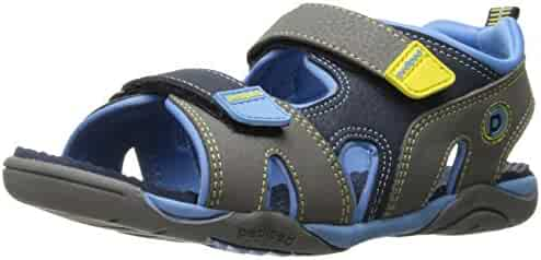 pediped Kids' Navigator Flat