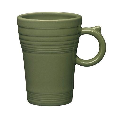 Fiesta Latte Mug, Sage