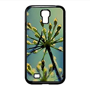 Fennel 1 Watercolor style Cover Samsung Galaxy S4 I9500 Case (Flowers Watercolor style Cover Samsung Galaxy S4 I9500 Case)