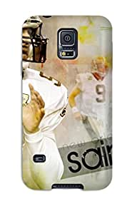 Best New Style Case Cover Drew Brees Compatible With Galaxy S5 Protection Case 9856245K95834913