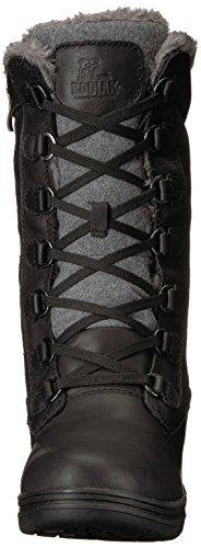 Black Women's Boot Glata Kodiak Snow fPnqwSRxnp