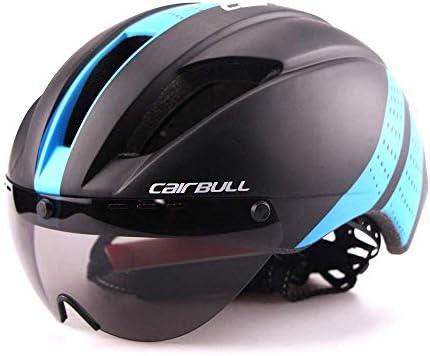 Cairbull MTB Ciclismo Casco Bicicleta Montaña para Adulto Hombre,con Visera CB-15: Amazon.es: Deportes y aire libre