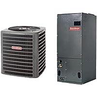 Goodman 2.5 Ton 14 SEER Air Conditioner with Multi Position Air Handler GSX140301/ARUF31B14
