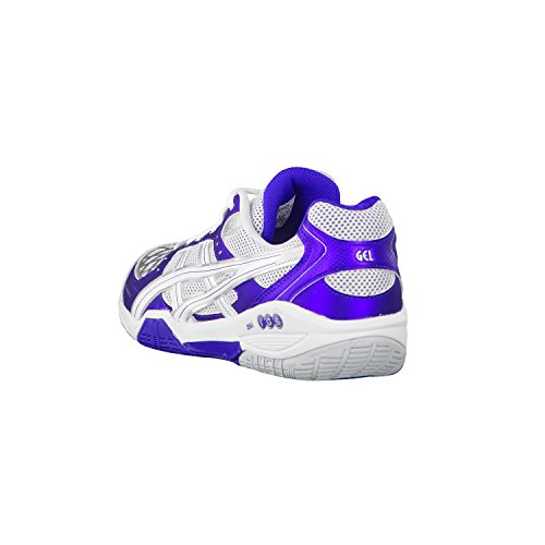 Asics Gel-Blade 4, Womens Badminton Shoes Purple