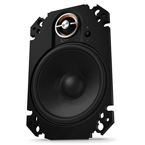 "Infinity Kappa 64CFX 4x6"" 2-Way Plate Speaker System"