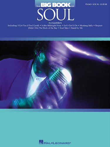 The Big Book Of Soul Big Book Of Songs Hal Leonard Corp