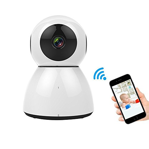 OKgift Snowman Cloud Wireless 1080P IP Camera, WiFi Home Sec