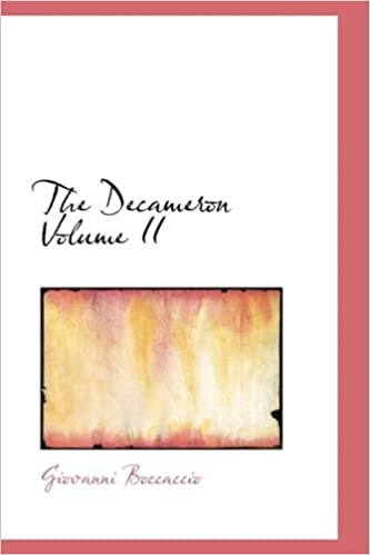 The Decameron, Volume II: 2