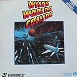 When Worlds Collide LASERDISC (NOT A DVD!!!) (Full Screen Format) Format: Laser Disc