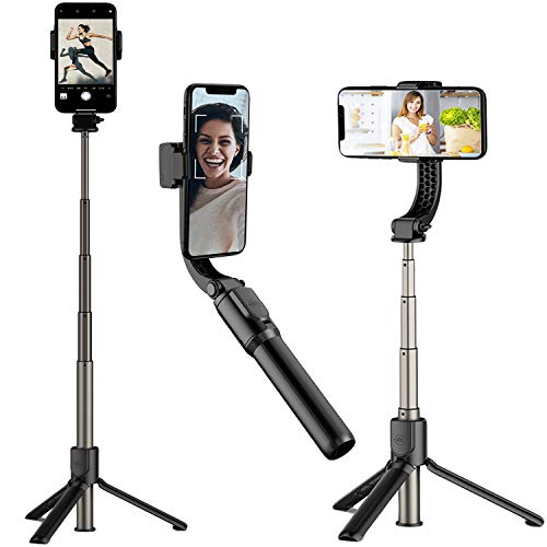 Save 50% on BTMAGIC Gimbal Stabilizer for Smartphone with Code 50FREBW1