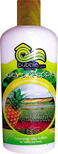 Pineapple Bubble (Juicy Pineapple Hawaiian Silky Lotion)