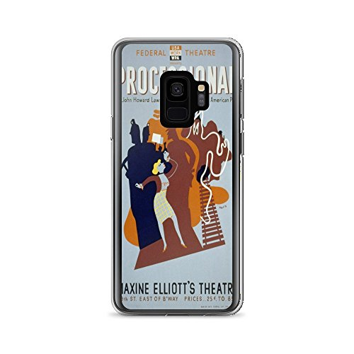 Vintage Poster - Processional 1633 - iPhone Xs Phone Case