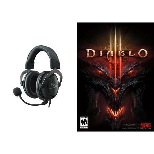 Diablo III - PC/Mac [Digital Code] and Headset Bundle (Diablo Iii Pc)