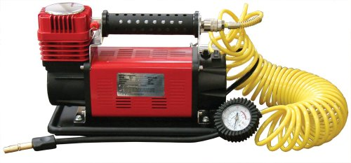 SuperFlow MV-9012 Volt Air Compressor, Portable Heavy Duty Air Pump 12v Air Compressor, Tire Inflator 150 PSI, by for Off Road Vehicles, Trucks, RVs, Bikes and Cars