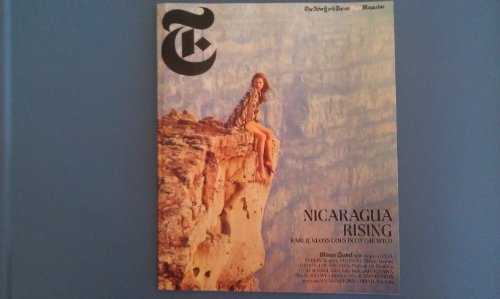 The New York Times Style Magazine - Travel Winter 2012 - Nicaragua Rising (Karlie Kloss Goes Into The - Karlie Kloss Style
