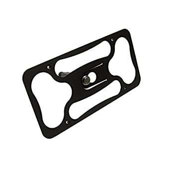 Image of CravenSpeed Platypus License Plate Mount for BMX X5 2019-2020 | M-Sport Fasteners