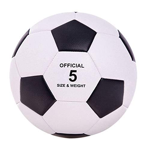 Balón de Fútbol,Balón de Fútbol de Entrenamiento,Sports Star de Fútbol Talla 5,Balón de Fútbol para Entrenamiento…