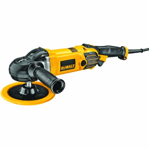 DeWalt DWP849X-GB 150/180mm 1250W Premium Variable Speed Polisher