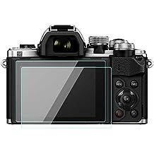 2 Pack Olympus OM-D E-M10 Mark III II Camera Screen Protector Tempered Glass for Olympus OM-D E-M10 Mark II / Mark III