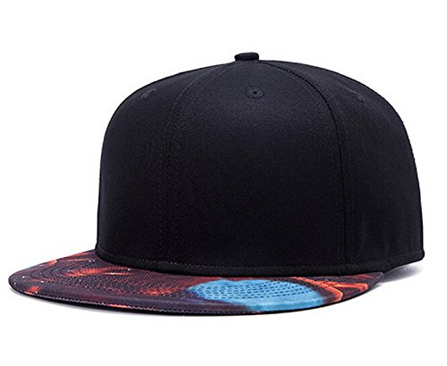 GuPoBoU168 Men's New Summer Snap Back Hip Hop Baseball Beach Cap Hat Astro