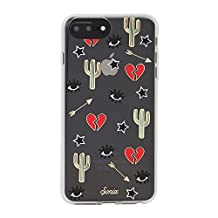 """iPhone 8 PLUS / 7 PLUS / 6 PLUS, Sonix LOVE BANDIT Clear Coat Cell Phone Case - Military Drop Test Certified - Retail Packaging - Sonix Clear Case Series for Apple (5.5"""") iPhone 6 PLUS, 6s PLUS, 7 PLUS, 8 PLUS"""