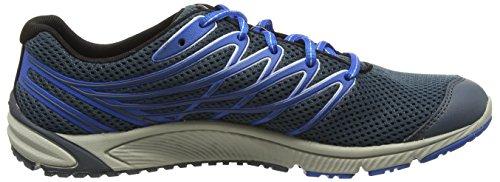 Men's Dark Merrell 4 Access Running Bare Slate Trail Shoes Blue 1dHAdfxq