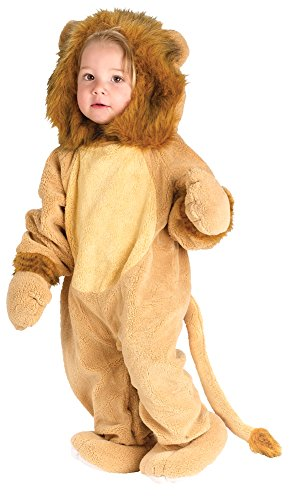 Baby & Toddler Costumes - Cuddly Lion Baby Costume 6 to 12 Months (Cuddly Lion Baby Costume)
