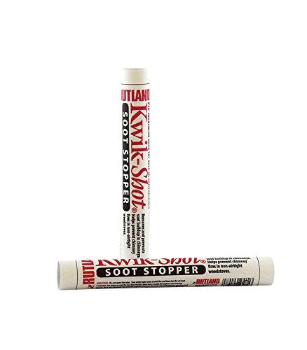 (Rutland 100S 3 Oz Kwik-Shot Soot Stopper)