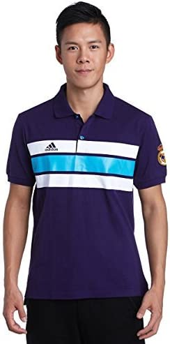 adidas Real Madrid - Polo, diseño del Real Madrid (talla XL ...