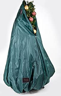 Premium Christmas Pro Decorated Tree Storage Bag With Rolling Stand
