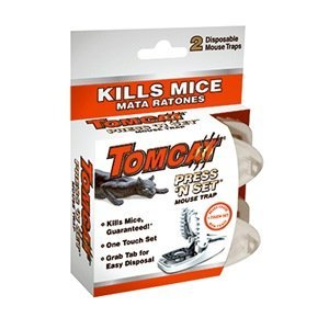 Price comparison product image 2PK Pres/Set Mouse Trap