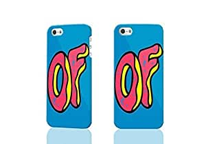 Odd Future Tyler The Creator Earl Sweatshirt Golf 3D Rough Case Skin, fashion design image custom , durable hard 3D case cover for iPhone 5 5S , Case New Design By Codystore