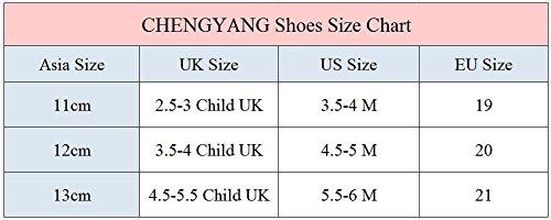 Weichen Sohle Jungen Schuhe Babyschuhe Sneakers Baby Krippeschuhe Lauflernschuhe 08 Chengyang Casual Mädchen Pink
