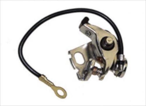 Zündkontakt Unterbrecher Kontakt Mit Kabel Für Maxi Top Qualität Mofa Moped Mokick Auto