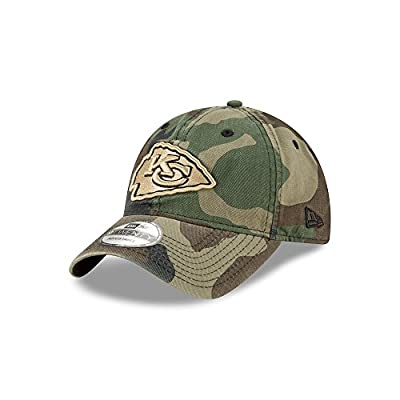 Kansas City Chiefs Camo Core Classic Twill 9TWENTY Hat / Cap