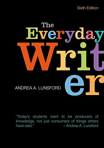 The Everyday Writer cover