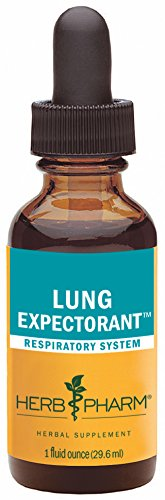 Herb Pharm Lung Expectorant Herbal Formula to Support Respiratory Immune Response - 1 Ounce (Respiratory Formula Support)