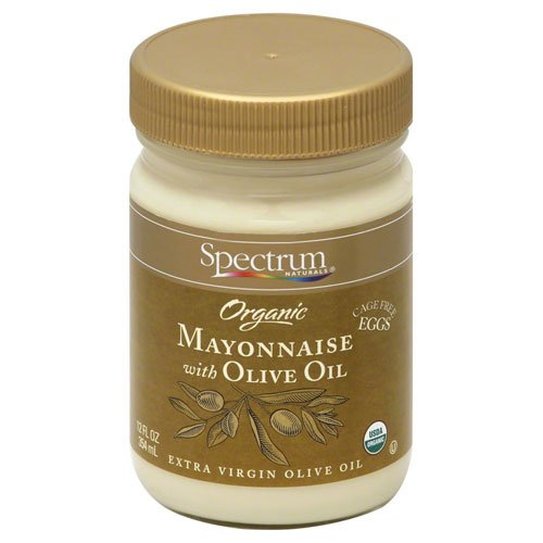 Spectrum Naturals Organic Mayonnaise with Olive Oil -- 12 fl oz - 2 pc