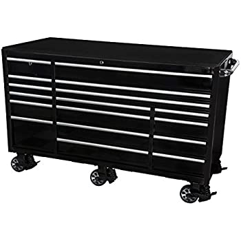 Montezuma Tool Box 72 Quot 17 Drawer Roller Cabinet With 18