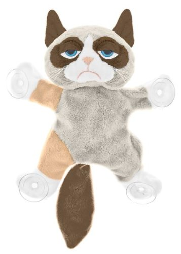 Ganz Grumpy Cat Window Cling 10